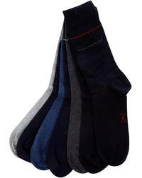Tom Tailor Socken mit Stretch-Anteil im 7er-Pack - Blau