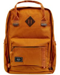 American Tourister Rugzak Met Gewatteerd Laptopvak - Oranje