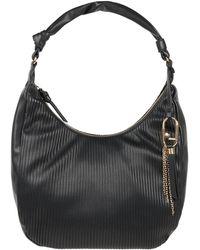 Liu Jo Hobo Bag aus Textil - Schwarz