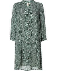 Shiwi - Kleid mit Stern-Prints - Lyst