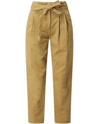 Jake*S Jogpants aus Viskose mit Allover-Muster Damen Hose