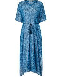Barts Strandkleid mit Zierquasten - Blau