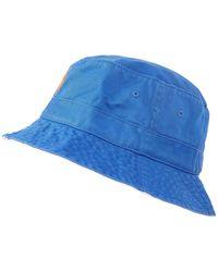 Polo Ralph Lauren Vissershoedje Met Labelstitching - Blauw
