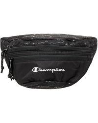 Champion Heuptasje Met Logomotief - Zwart