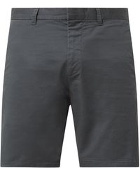 Esprit Collection Relaxed Fit Chino-Shorts mit Stretch-Anteil - Grün
