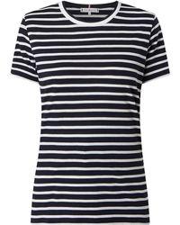 Tommy Hilfiger - T-Shirt aus Baumwolle - Lyst