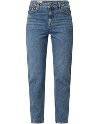 Kings Of Indigo Straight Fit Jeans mit Stretch-Anteil - Blau