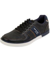 Tom Tailor Sneaker aus Textil - Schwarz