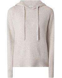 Tom Tailor Pullover mit Kapuze - Natur