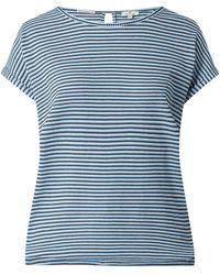 Tom Tailor - Shirt mit strukturiertem Muster - Lyst