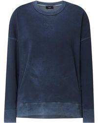 Joop! Sweatshirt mit Stretch-Anteil Modell 'Torla' - Blau