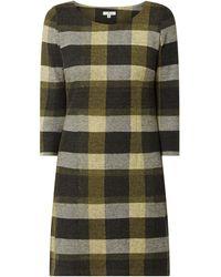 Tom Tailor - Kleid mit Allover-Muster - Lyst