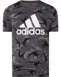 adidas Originals - T-Shirt mit Logo-Print - Lyst