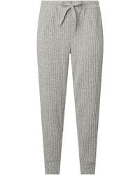 Calvin Klein Lounge-Hose mit Stretch-Anteil - Mettallic