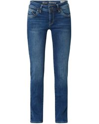 Blue Monkey Slim FIt Jeans mit Stretch-Anteil - Blau