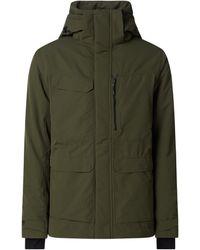 Didriksons Jacke mit Wattierung Modell 'Sebastian' - wasserdicht - Grün