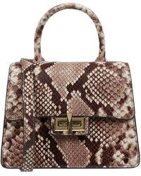 DKNY - Crossbody Bag in Snake-Optik Modell 'Jojo' - Lyst