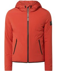 Ecoalf Jacke mit Wattierung Modell 'Berna' - Orange