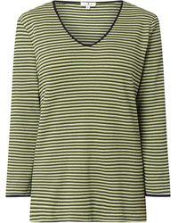 Tom Tailor - Shirt mit 3/4-Arm - Lyst