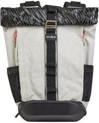 Samsonite Rucksack mit Laptopfach Modell '2-Wheels Mobility' - Weiß