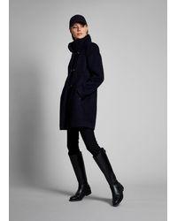 Fay Romantic Coat - Azul
