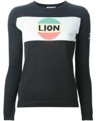 Bella Freud Lion Stripe Jumper - Lyst