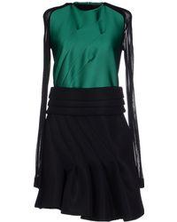Antonio Berardi Short Dress - Green