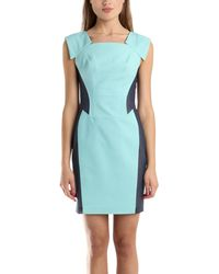 Rag & Bone Surf Dress in Canton - Blue