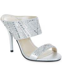 Caparros - Adonis Gemstone Heels - Lyst
