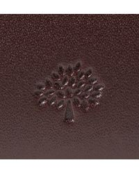 Mulberry Somerton Leather Cardholder - Lyst