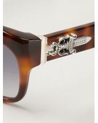 Chrome Heart Sunglasses  men s chrome hearts sunglasses from 910 lyst