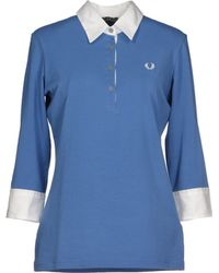 Fred Perry Polo Shirt - Lyst