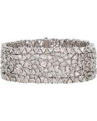 Monique Pean Atelier - Diamond Bracelet - Lyst