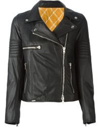 S.W.O.R.D Biker Jacket - Lyst