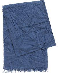 BOSS | 'elorio' | Italian Silk Cashmere Wool Blend Scarf | Lyst