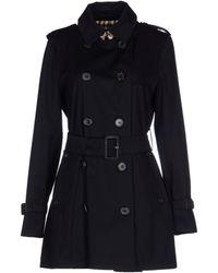 Aquascutum Full-Length Jacket - Black