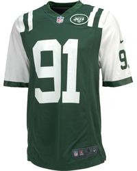 Nike Mens Sheldon Richardson New York Jets Game Jersey - Lyst