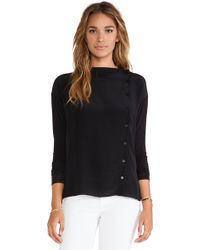 Bailey 44 Button Down Top - Lyst