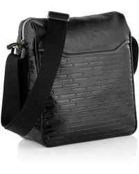 BOSS Green - 'pascoe' | Reporter Bag With Adjustable Shoulder Strap - Lyst