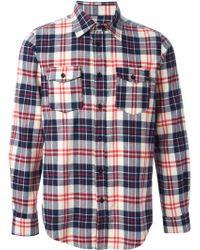 LES (ART)ISTS - Classic Plaid Shirt - Lyst