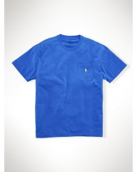 Polo Ralph Lauren Classic-fit V-neck T-shirt - Lyst