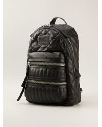 Marc By Marc Jacobs Domo Arigato Quilted Backpack - Lyst