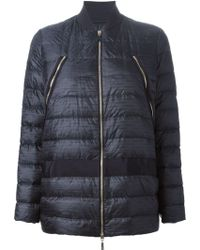 Moncler Gamme Rouge Padded Jacket - Lyst