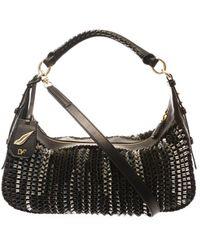 Diane von Furstenberg Sutra Knit Hobo Bag - Lyst