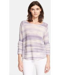 Vince Wool & Cashmere Sweater - Lyst