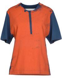 Cacharel T-shirt - Lyst