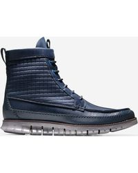 Cole Haan | Zerøgrand Water-Resistant Leather Boots | Lyst