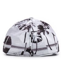 Opening Ceremony New Era 59Fifty Palm Collage Hat - Black