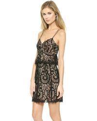 Nanette Lepore Venetian Lace Dress  - Lyst