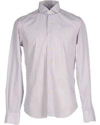 Xacus | white Shirt | Lyst